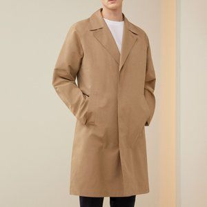 NWT Theory Packable Sora Coat Tech Water Resistant
